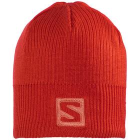 Salomon Logo - Accesorios para la cabeza - rojo